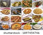 Traditional Delicious Turkish...