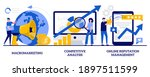 macromarketing  competitive...   Shutterstock .eps vector #1897511599