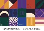 digital artwork graphic design... | Shutterstock .eps vector #1897645483
