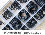 A Set Of Rubber Sealing Gaskets....