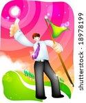 business people | Shutterstock .eps vector #18978199