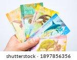 Costa Rican Money  Colones ...