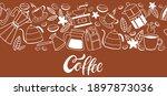 seamless horizontal banner for...   Shutterstock .eps vector #1897873036