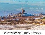 Italy Piedmont  Wine Yards...