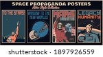mid century modern retro future ... | Shutterstock .eps vector #1897926559