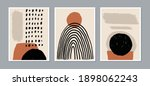 a painting in the style of... | Shutterstock .eps vector #1898062243
