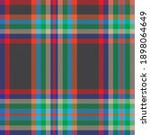 colourful plaid textured...   Shutterstock .eps vector #1898064649
