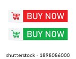 buy now button. green and red...