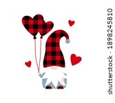vector illustration of cute... | Shutterstock .eps vector #1898245810