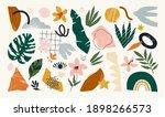 the huge set of hand drawn... | Shutterstock .eps vector #1898266573