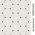 vector seamless pattern. modern ... | Shutterstock .eps vector #189831203