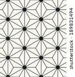 vector seamless pattern. modern ... | Shutterstock .eps vector #189831494