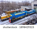 Kharkiv  Ukraine   Winter 2021  ...
