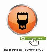 plug icons  simple  vector ...