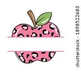 draw vector illustration design ... | Shutterstock .eps vector #1898522683