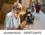 Varanasi  India_ November 16 ...