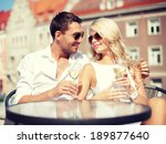 summer holidays and dating... | Shutterstock . vector #189877640