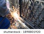 Welding The Steel Gear Racks To ...