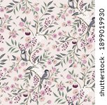 vector illustration of seamless ...   Shutterstock .eps vector #1899019930