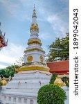 Wat Pho Chai Pagoda At Nong...