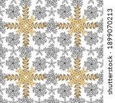 seamless pattern with... | Shutterstock . vector #1899070213