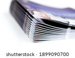 Printed Brochures With Saddle...