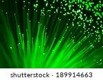 bunch of optical fibres dinamic ...   Shutterstock . vector #189914663