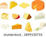 a set of different types of... | Shutterstock .eps vector #1899150733