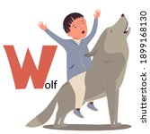 Alphabet Animals For Children....