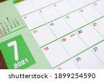 Calendar For July 2021. 19 July....