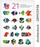 brochura,escolha,criativa,figuras,futurista,brilhante,informações,infográfico,option,poli,polígono,poligonal,modelo,sítio web
