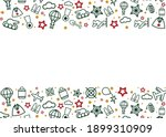 23 february greeting card... | Shutterstock .eps vector #1899310909