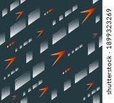 arrows seamless pattern.... | Shutterstock .eps vector #1899323269