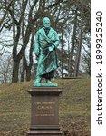 Braunschweig  Germany. Monument ...