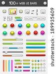 big collection of web ui...