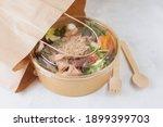 Fish Diet Salad With Tuna ...