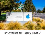cupertino  ca  usa   november... | Shutterstock . vector #189945350