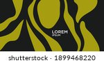 a composition with abstract... | Shutterstock .eps vector #1899468220
