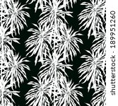 vector seamless pattern with... | Shutterstock .eps vector #189951260