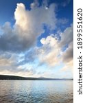 Rocky Lake Shores Under The...