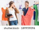 feeling happy about new... | Shutterstock . vector #189959096