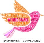 we need change word cloud on a... | Shutterstock .eps vector #1899609289