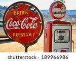 Route 66  Az  May 15  Retro Gas ...