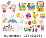 easter vector illustration for... | Shutterstock .eps vector #1899815053