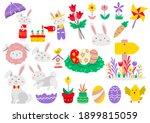 easter vector illustration for... | Shutterstock .eps vector #1899815059