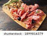 Traditional Italian Antipasti...