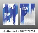 sport design layout  template... | Shutterstock .eps vector #1899824713