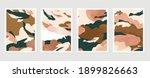luxury oriental style wall arts ... | Shutterstock .eps vector #1899826663