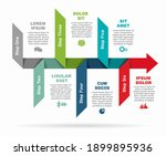 infographic design template...   Shutterstock .eps vector #1899895936