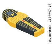 pharaoh sarcophagus icon.... | Shutterstock .eps vector #1899947419